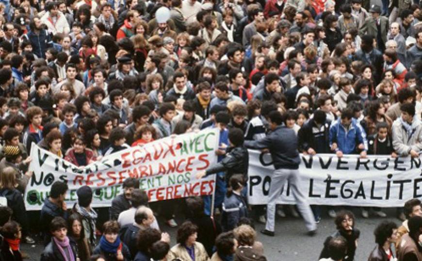 La Marche pour l'égalité de 1983 Une histoire  inédite   (1)