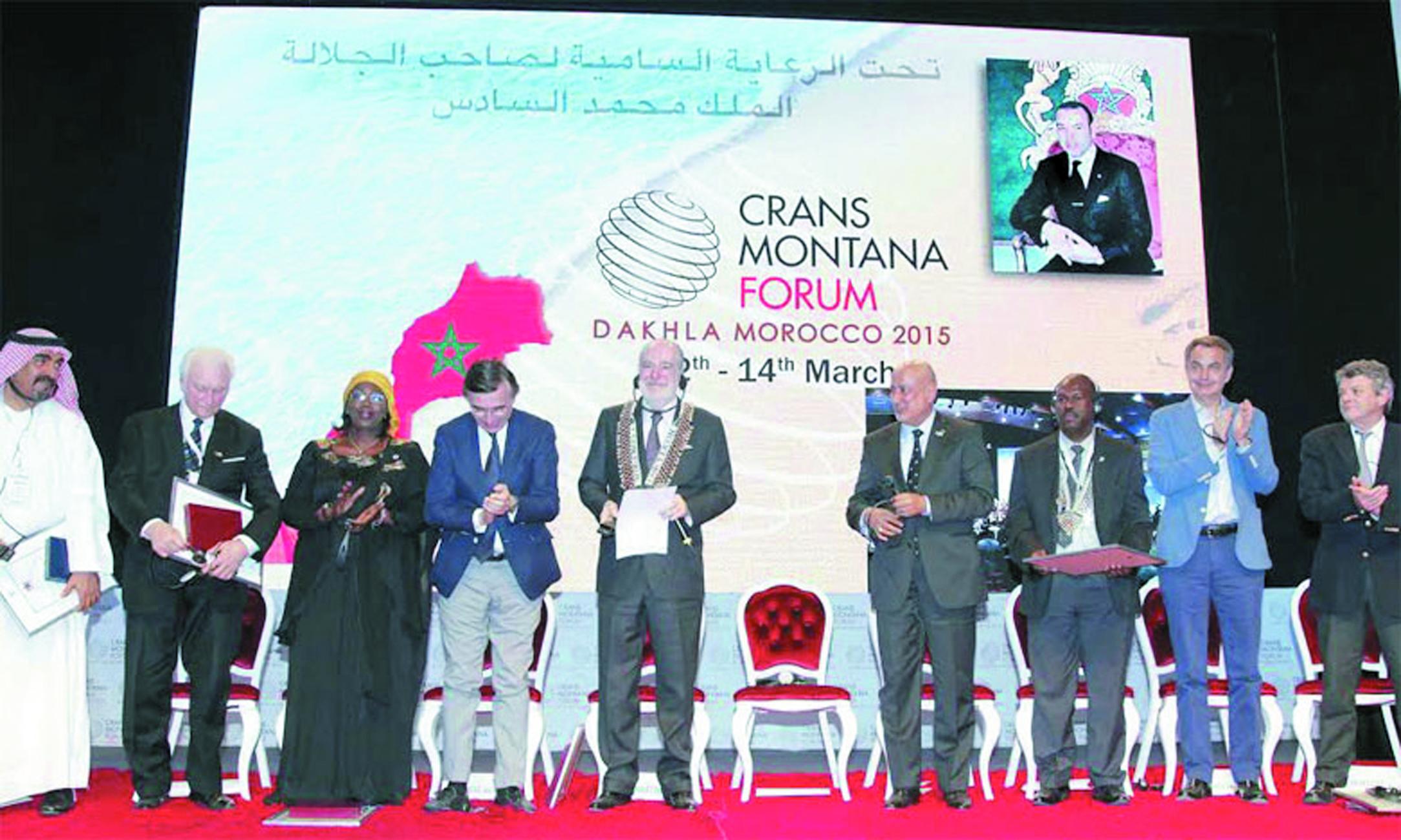 Dakhla s'apprête à accueillir  le Forum de Crans Montana