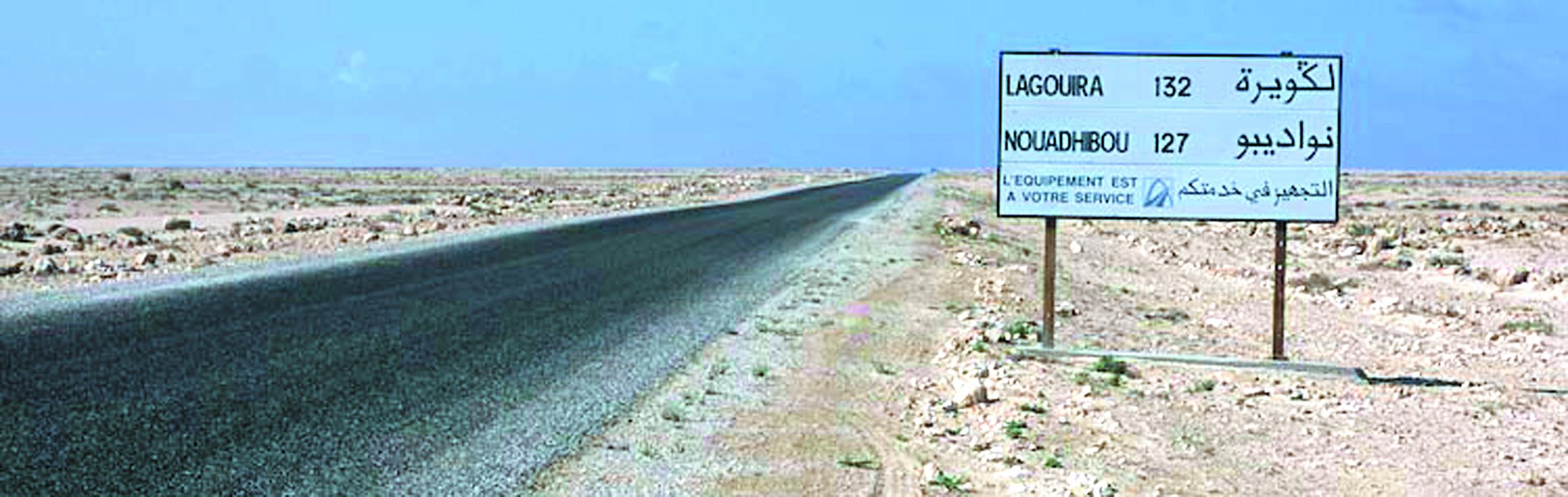 La perméabilité du point frontalier  El Guerguarat dénoncée
