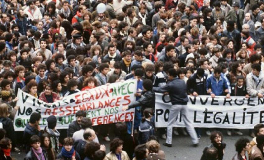La Marche pour l'égalité de 1983