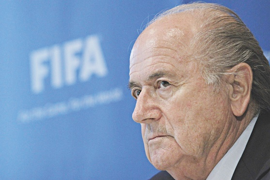 Blatter va faire appel de sa suspension