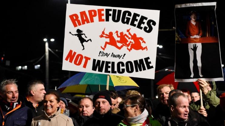Crainte d'une vague xénophobe après les violences de Cologne