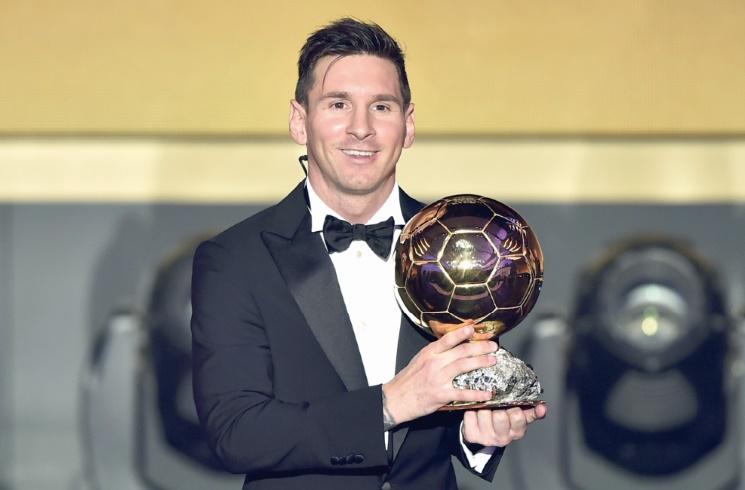 Un Messi cinq étoiles