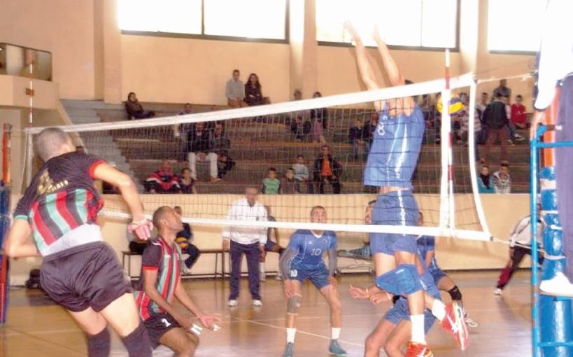 L'IRT et l'ASFAR dominent le championnat de volley