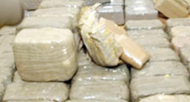 Démantèlement à Agadir d'un réseau de trafic international de drogue