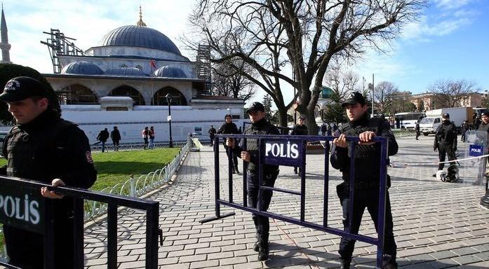 Trois Russes soupçonnés de liens avec l'EI arrêtés en Turquie