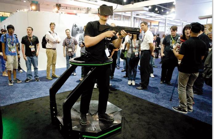 La réalité virtuelle, vedette incontestée du CES 2016