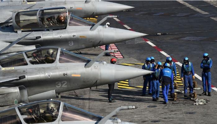 Nouvelles frappes de la France contre Daech en Irak