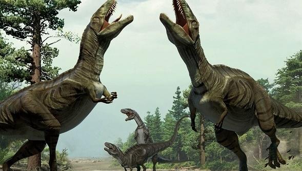 Insolite : Des dinosaures dragueurs