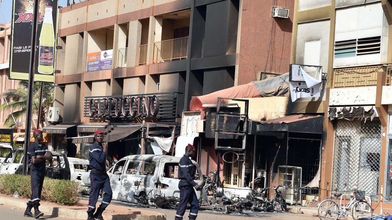 29 morts dans une attaque  jihadiste à Ouagadougou