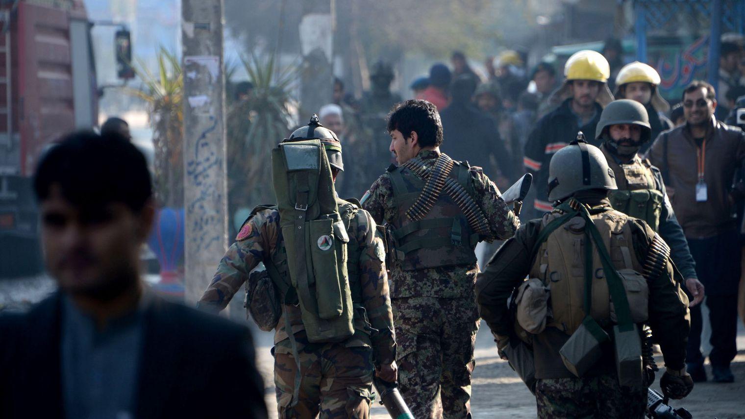 13 morts dans un attentat suicide en Afghanistan