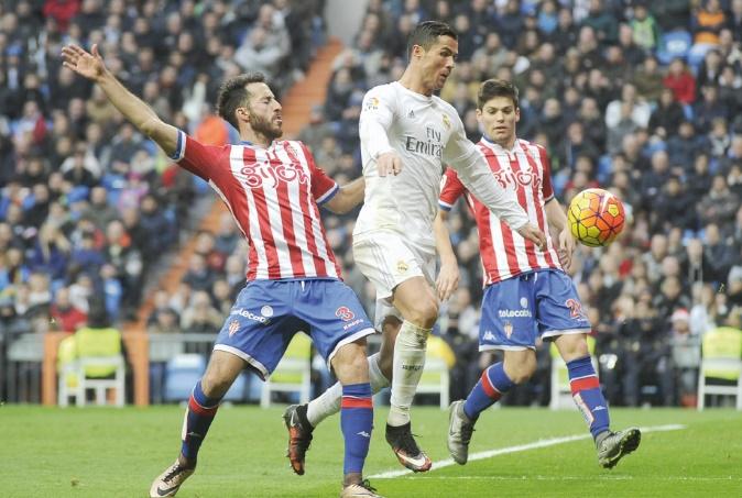 Le Real de Zidane ne fait pas dans le détail