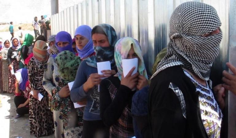 L'EI détiendrait 3.500 esclaves en Irak