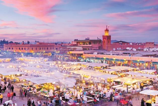 """Marrakech abrite la 11ème édition de """"Cartes Afrique"""""""