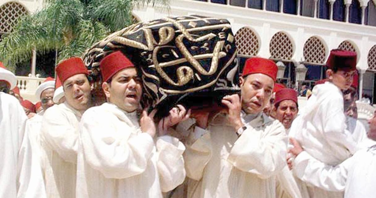 Commémoration du 17ème anniversaire de la disparition de S.M Hassan II