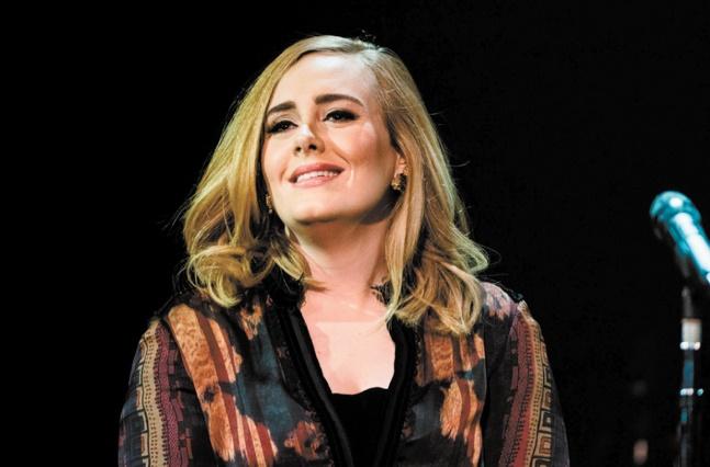Adele, artiste de tous les records