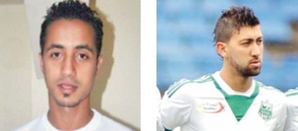 Remch et El Ghazoufi changent de cieux