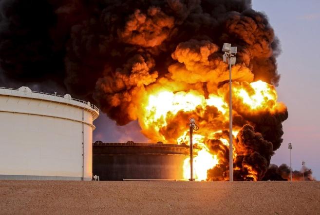 Attaque d'un site pétrolier proche de Ras Lanouf en Libye
