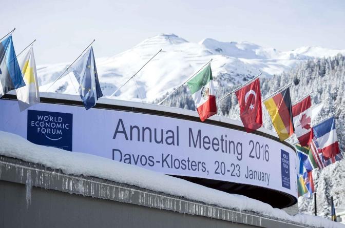 L'Europe et ses crises au menu du Forum économique de Davos