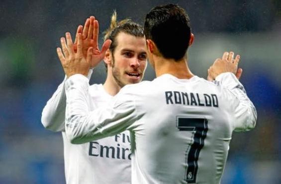 Bale plus cher que Cristiano Ronaldo