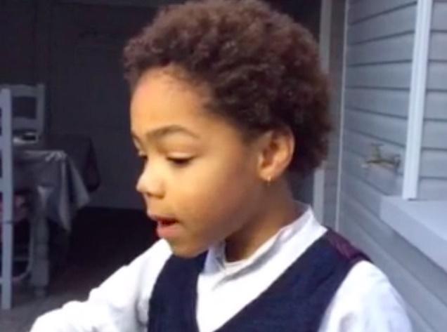 Insolite : Le courage d'un enfant