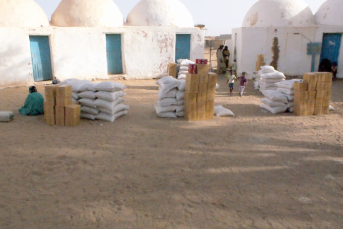 L'UE interpellée sur l'aide alimentaire apportée aux camps de Tindouf