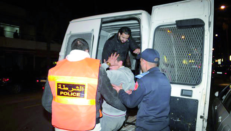 Démantèlement de deux bandes criminelles spécialisées dans les vols qualifiés
