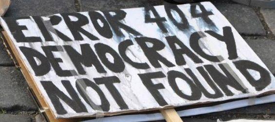 La démocratie marocaine encore à la traîne