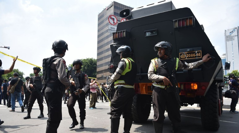 """""""Réhabiliter"""" les jihadistes indonésiens, un travail de longue haleine"""