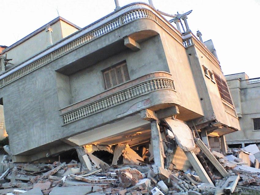 La terre a tremblé  : Petits moyens et grosses inquiétudes