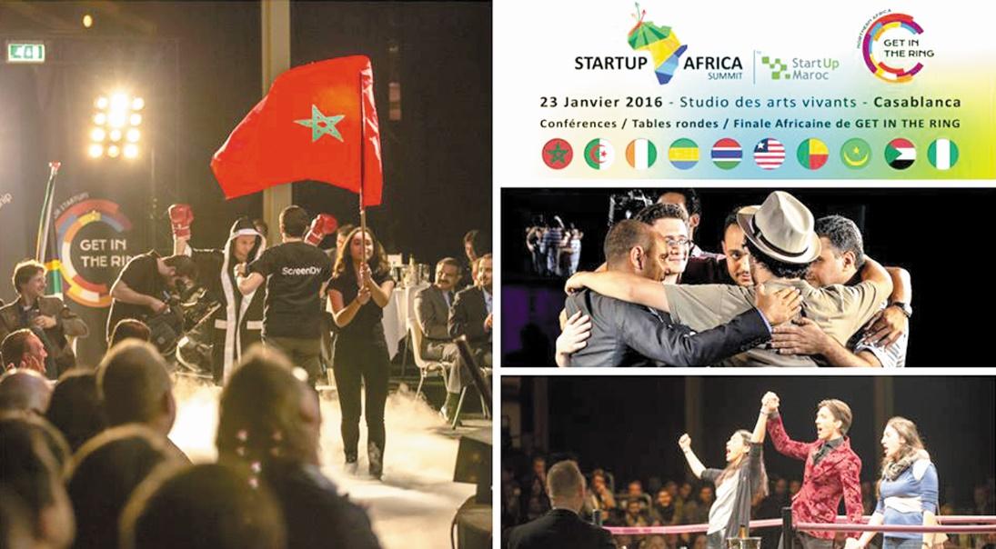 """StartUp Africa Summit"" lancée en grande pompe à Casablanca"