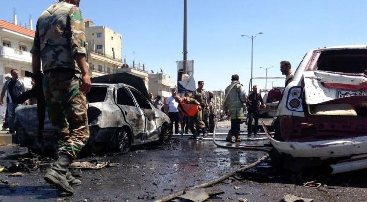 22 morts dans des attentats contre l'armée à Homs