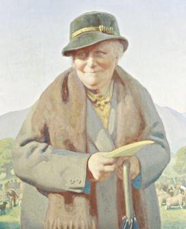 Publication d'une histoire inédite de Beatrix Potter, vieille de plus de 100 ans