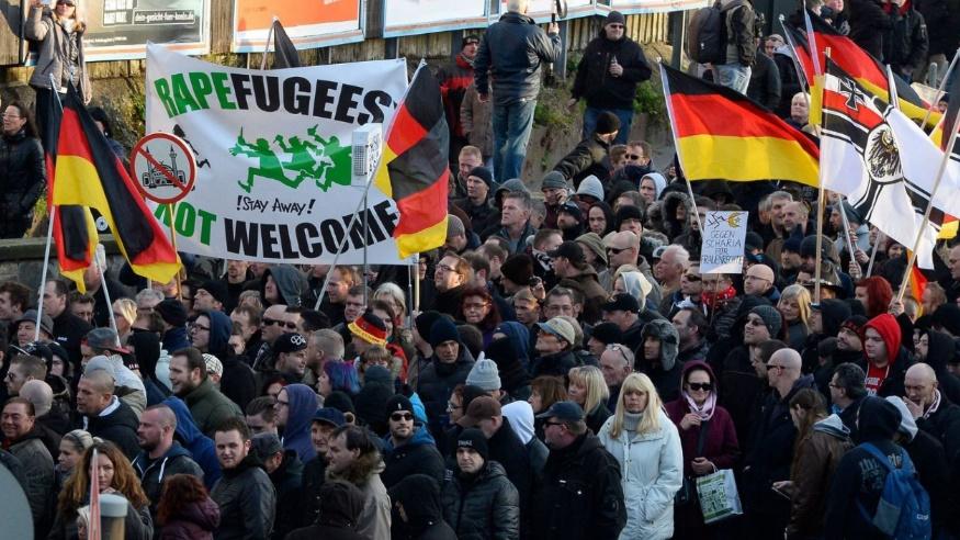 Les menaces salafiste et d'extrême droite en hausse en Allemagne