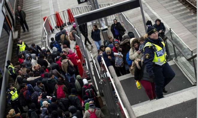 La Suède veut expulser 80.000 demandeurs d'asile déboutés