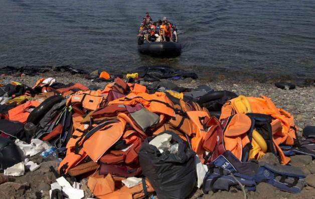 18 migrants morts dans un nouveau naufrage en mer Egée