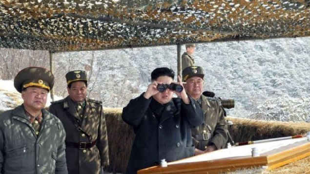 La Corée du Nord préparerait un nouveau lancement de missile