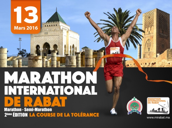 Plus de 10.000 participants au Marathon international de Rabat