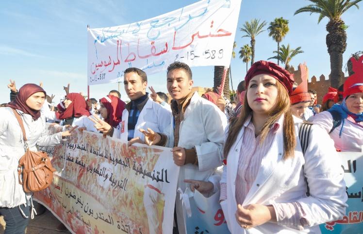 La bavure du 23 janvier racontée par les enseignants stagiaires d'Essaouira