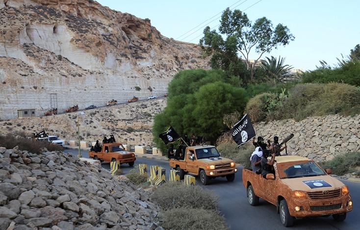 Les Occidentaux se préparent à affronter l'EI en Libye
