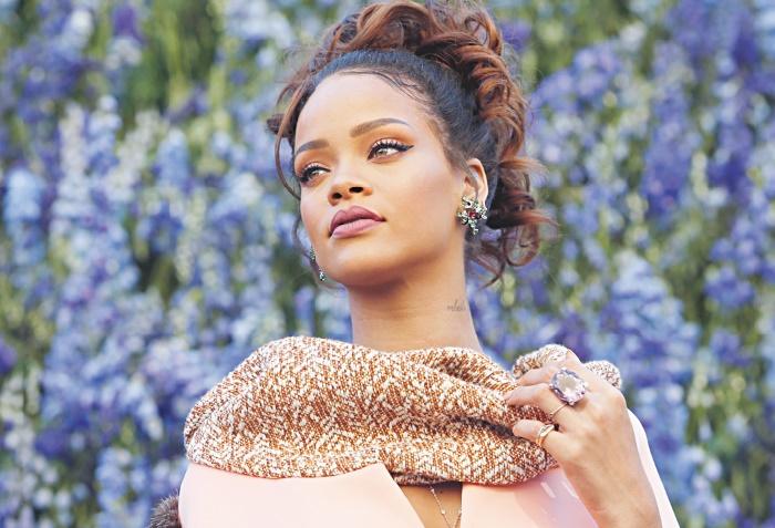 Avec «Anti», Rihanna se dresse en rebelle de l'amour