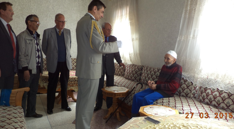 La France rend un hommage mérité à Haj Rahal Kasmi
