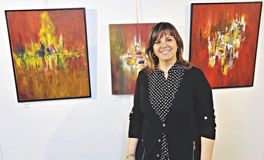 "La Marocaine Hayat Saïdi reçoit le prix international ""Leonardo da Vinci"""