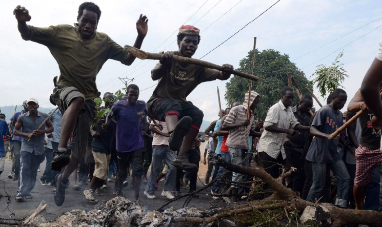L'envoi d'une mission de l'UA au Burundi en crise fortement compromis