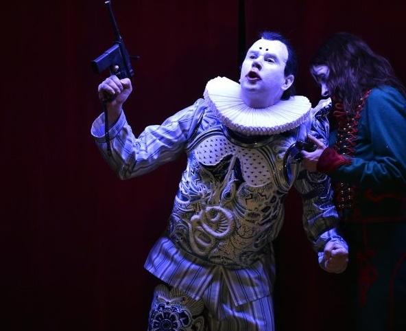 Insolite : Richard III sur scène