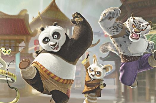 Kung Fu Panda conquiert le sommet du box-office