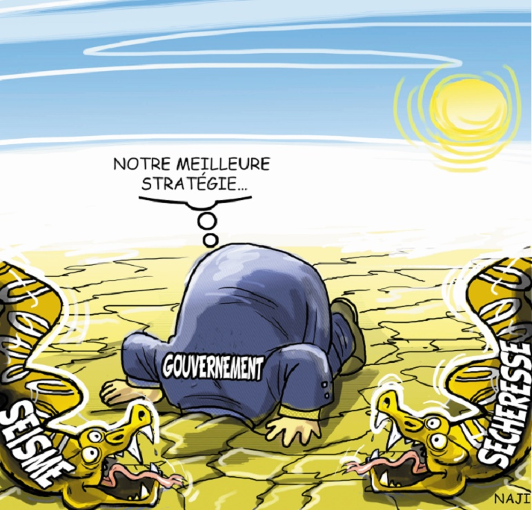 Prétentions chimériques et réalité têtue : Face aux catastrophes naturelles, le Maroc sans stratégie