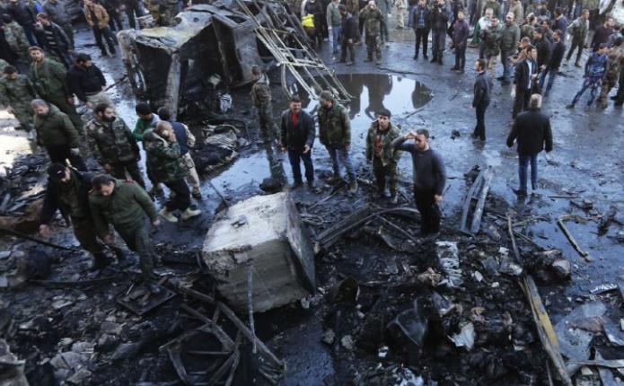 70 morts dans un attentat antichiite de l'EI près de Damas