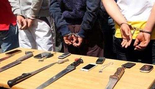 Démantèlement à Témara d'un réseau criminel spécialisé dans les vols avec violence