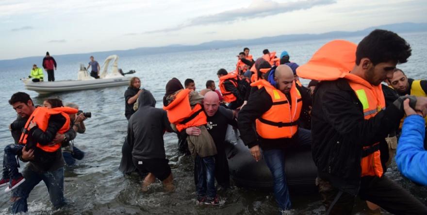 Au moins neuf migrants noyés dans un nouveau naufrage en mer Egée